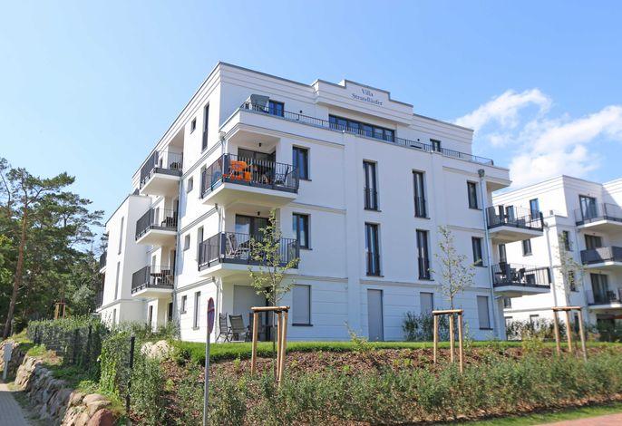 MZ: Villa Strandläufer Whg. 23 MeerMomente mit Terrasse