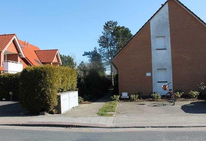Ferienhaus Dwarslöpper, Vermietungsservice Dangast