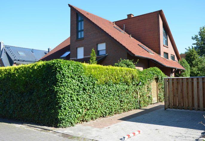 Ferienhaus Quatrohaus A, Vermietungsservice Dangast
