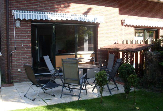Ferienhaus Hus Geest, Vermietungsservice Dangast