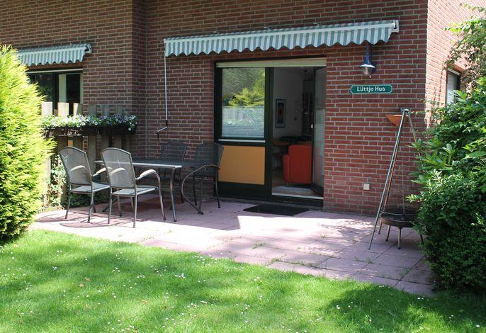 Ferienhaus Lüttje Hus, Vermietungsservice Dangast