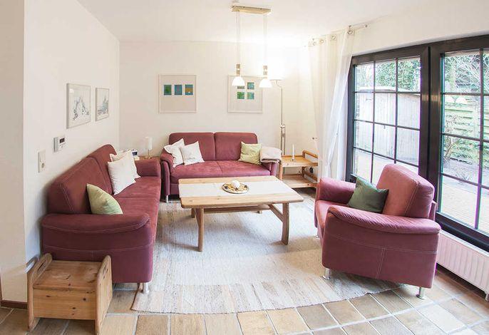 Komfortbler Sitzbereich im Haus Kern