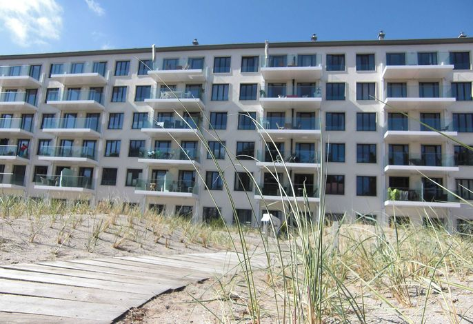 R: Haus Aurum Appartement Ostseestrand mit Balkon