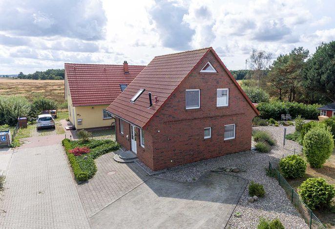 Glowe - Ferienhaus Boddenperle - RZV