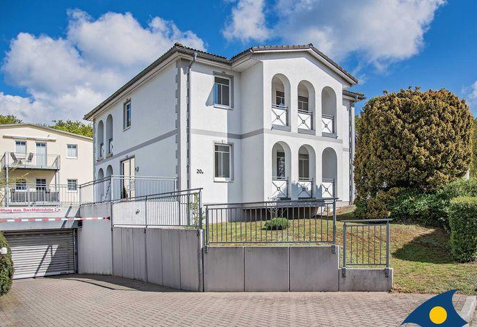 Appartementhaus Goethestrasse Fewo 19