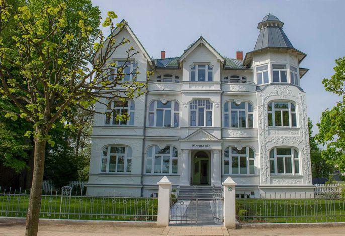 Villa Germania - Promenadenlage
