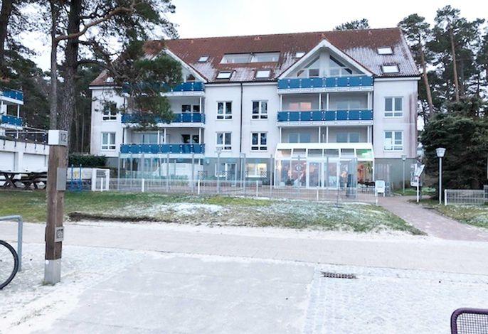 Blaumuschel Haus A Wohnung 24  DH-98806