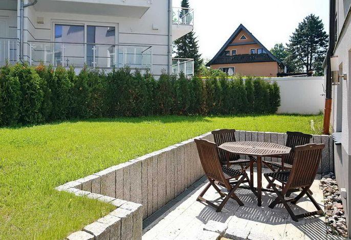Villa Rheingold-Woglinde Souterrain Wohnung 1a