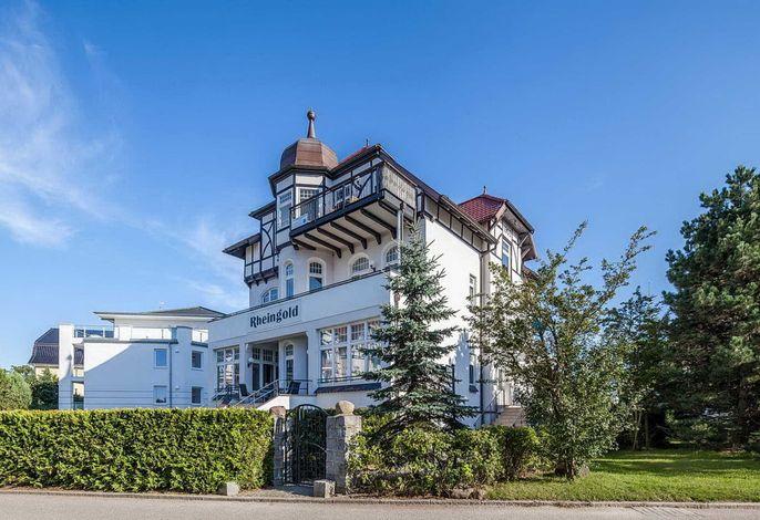 Villa Rheingold-Wellgunde Wohnung 1b