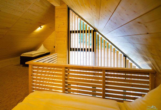 Ferienhaus Deluxe im Feriendorf Wasserkuppe