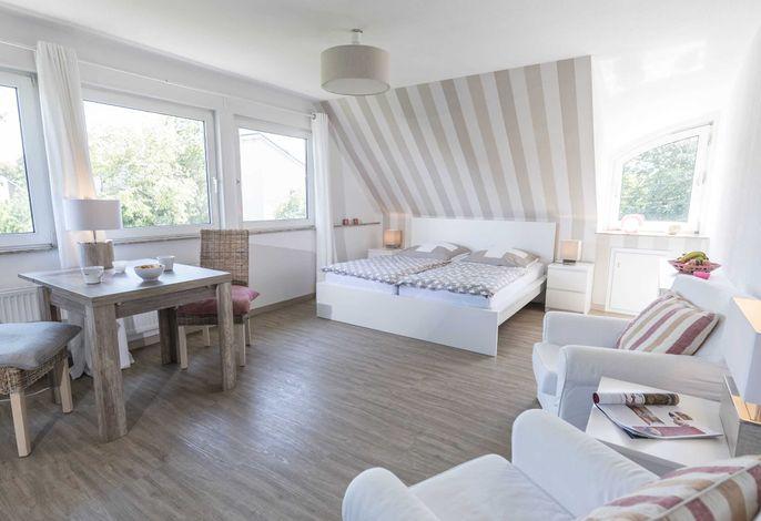 Wohnung Diekkron im Diekhuus Arngast: Helles Appartment