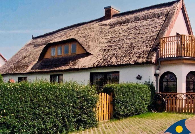 Haus Ückeritz Loggiawohnung