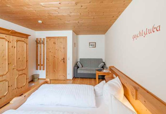 Hüttenzauber Doppelzimmer