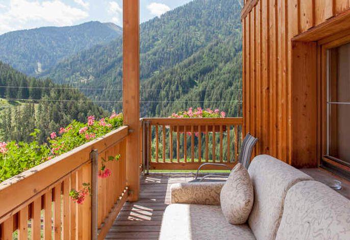 Aussicht Bergluft Doppelzimmer