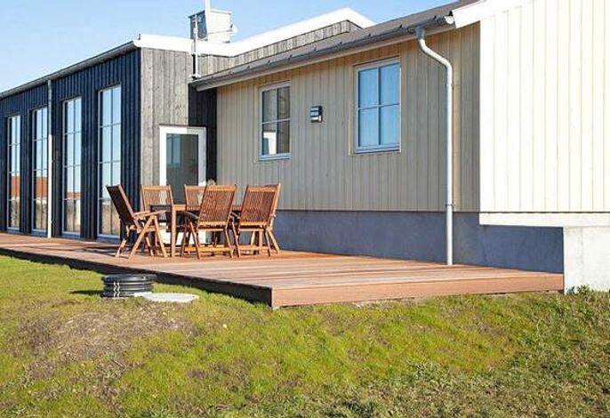 Ferienhaus: Hvalpsund, um den Limfjord