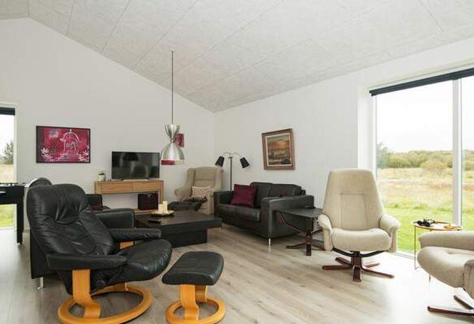 Ferienhaus: Toftum Bjerge, Nordsee