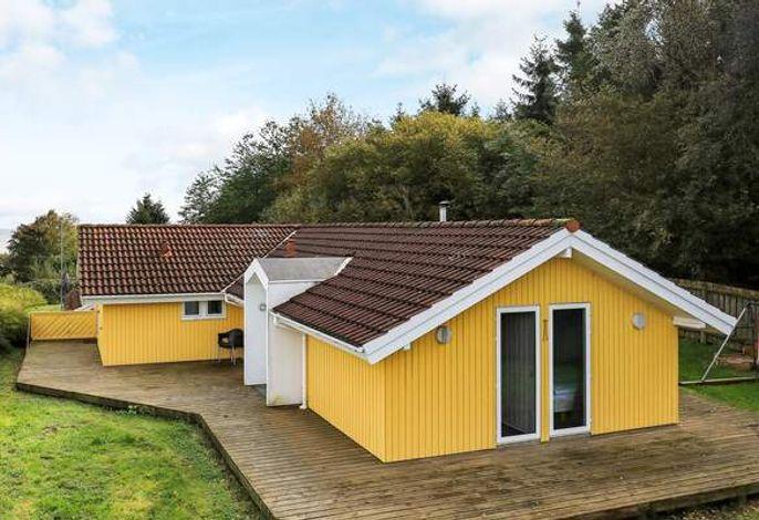 Ferienhaus: Spodsbjerg, Die dänische Südsee