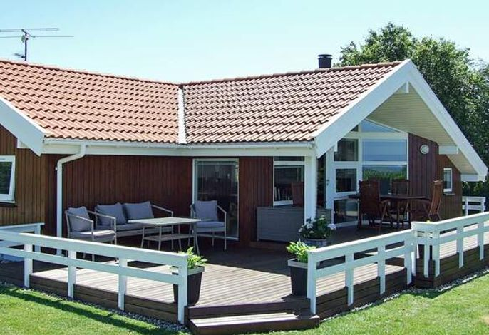 Ferienhaus: Humble/Kædeby, Die dänische Südsee