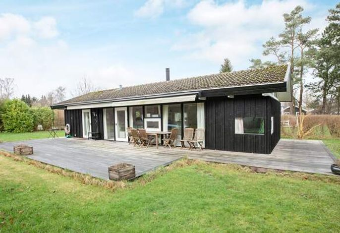 Ferienhaus: Hornbæk, Nordseeland und Ostseeland