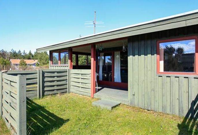 Ferienhaus: Klitmøller, nördliche Nordsee