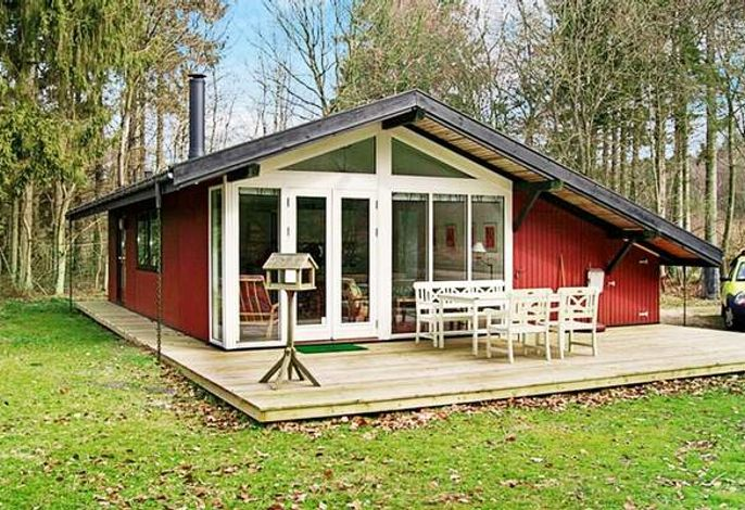 Ferienhaus: Ry, Søhøjlandet