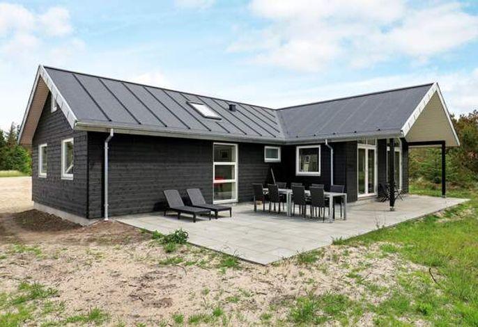 Ferienhaus: Vorupør, nördliche Nordsee