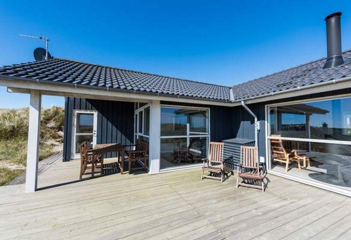 Ferienhaus: Skodbjerge, Holmsland Klit