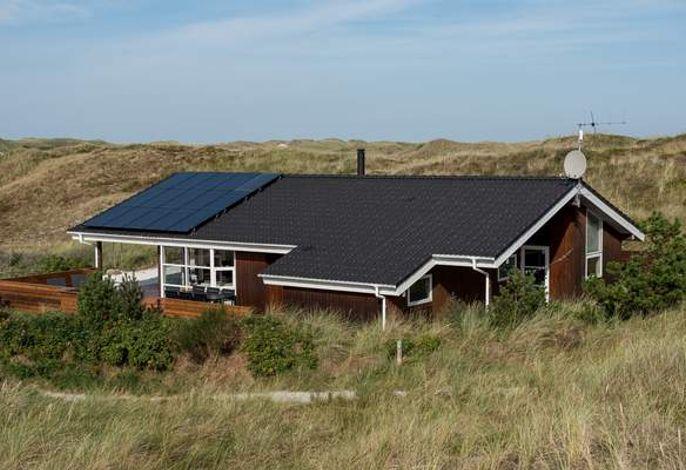 Ferienhaus: Bjerregård, Holmsland Klit