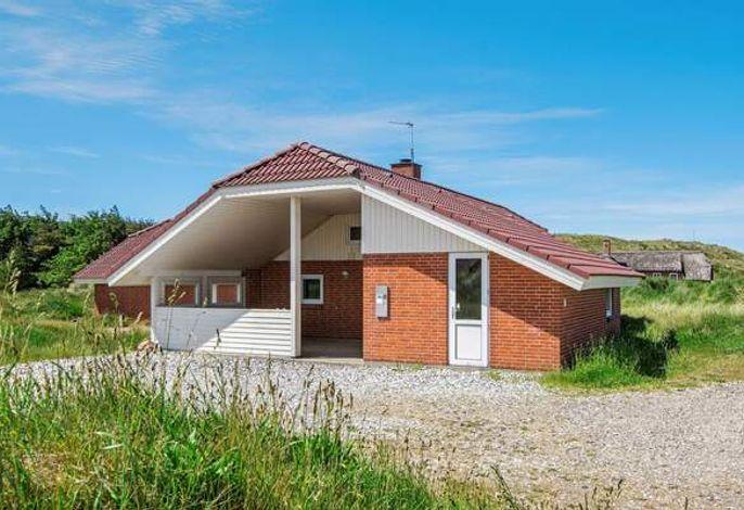 Ferienhaus: Houvig, Holmsland Klit