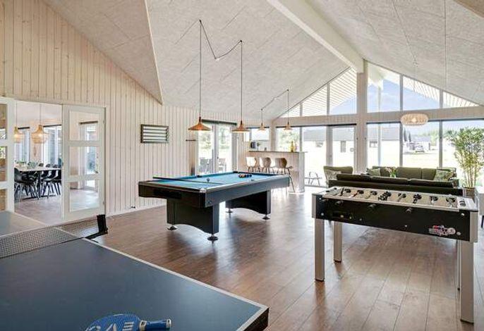 Ferienhaus: Houstrup Strand, Südliche Nordseeküste