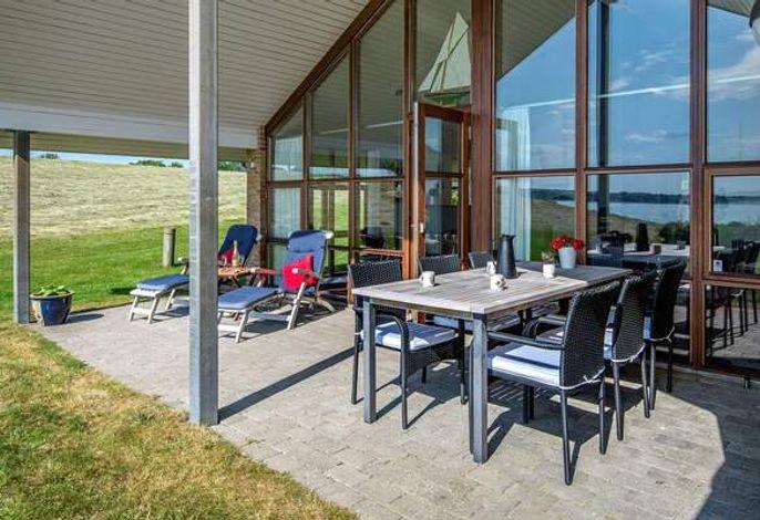 Ferienhaus: Flensborg Fjord, Südöstliches Jütland und Als