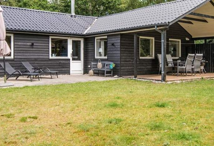 Ferienhaus: Fjellerup Strand, Norddjursland