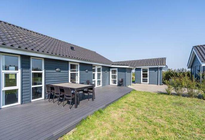 Ferienhaus: Skaven Strand, Ringkøbing Fjord