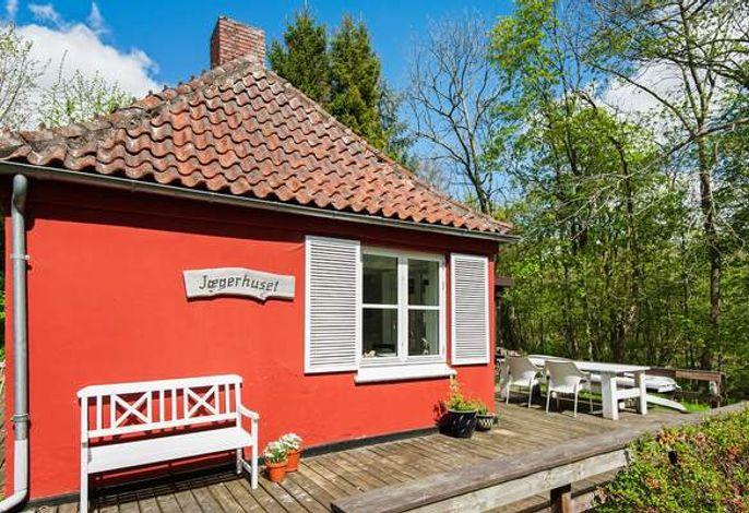 Ferienhaus: Ulbækhus Strand, Aarhus zu Fredericia