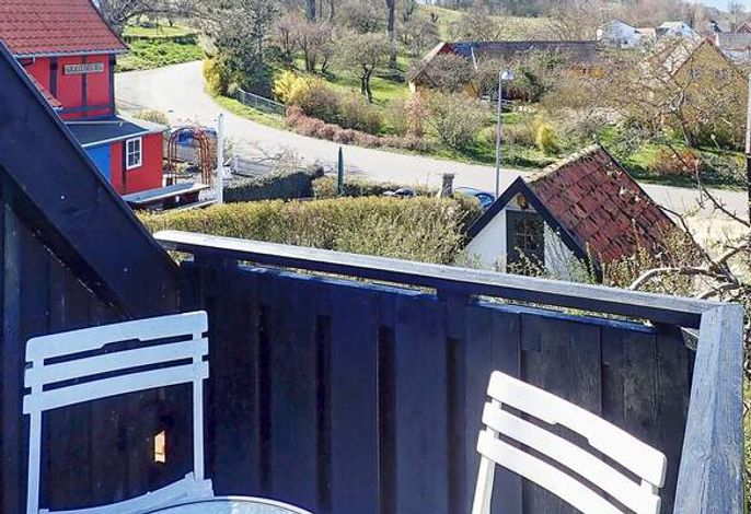 Ferienhaus: Listed, Bornholm