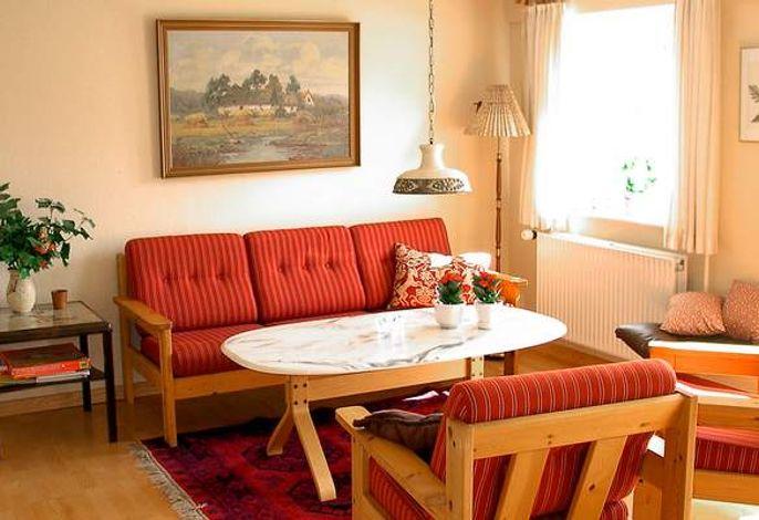 Apartment: Højer, Südliche Nordseeküste