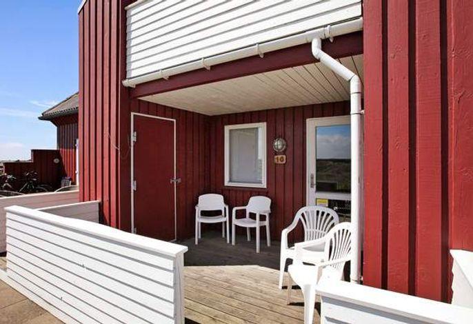Apartment: Henne Strand, Südliche Nordseeküste