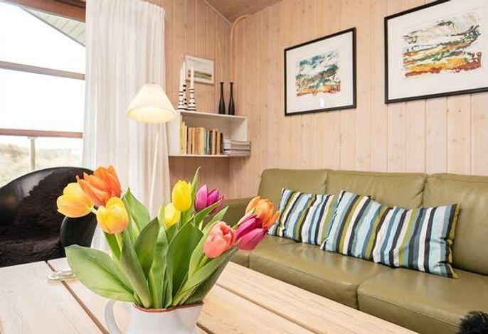 Ferienhaus: Årgab, Holmsland Klit