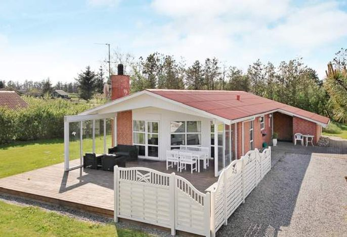 Ferienhaus: Fjand, Nordsee