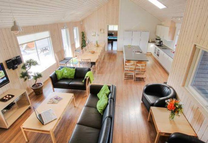 Ferienhaus: Bagenkop, Die dänische Südsee