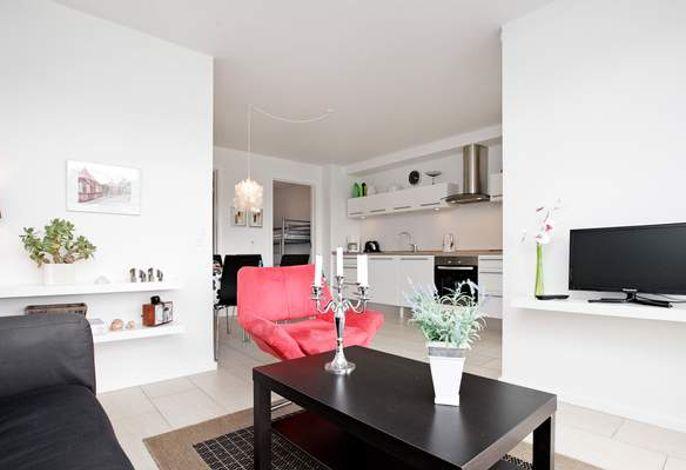 Apartment: Bogense, Nordfünen