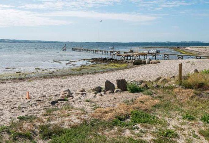 Ferienhaus: Følle Strand, Djursland (Mols)