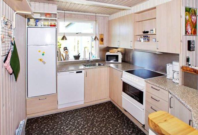 Ferienhaus: Bork Havn, Ringkøbing Fjord