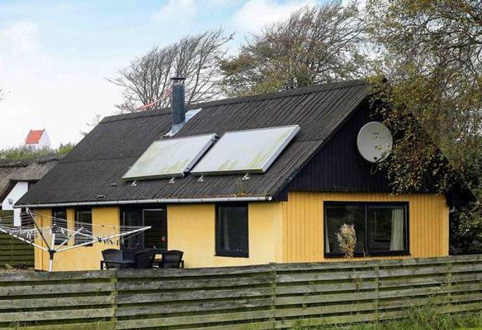 Ferienhaus: Amtoft, um den Limfjord