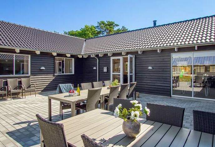 Ferienhaus: Asserbo, Nordseeland und Ostseeland