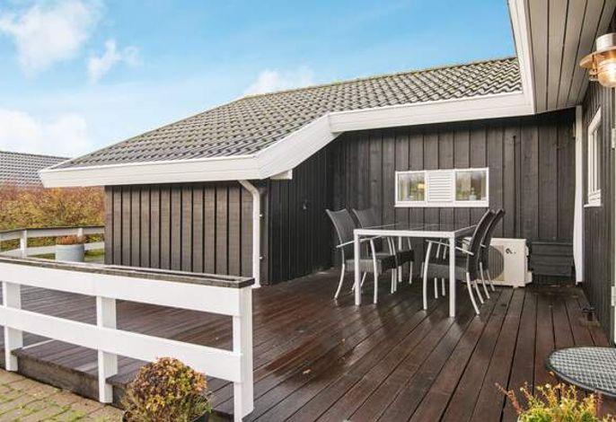 Ferienhaus: Kvie Sø, Mittleres Jütland