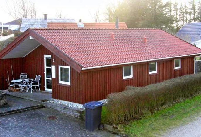Ferienhaus: Sjelborg, Südliche Nordseeküste