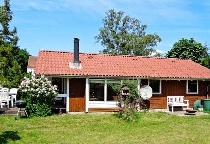 Ferienhaus: Sortsø Strand, Falster