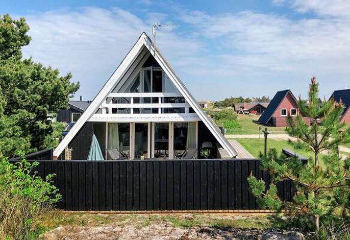 Ferienhaus: Nr. Lyngvig, Holmsland Klit