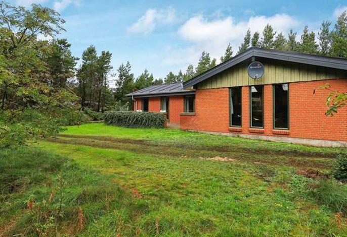 Ferienhaus: Helligsø Drag, um den Limfjord